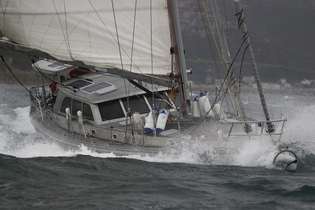 False Bay Yacht Club Spring Regatta